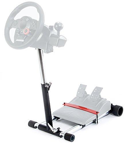 Wheel Stand Pro - Volante con supporto per Logitech Driving Force GT/PRO/EX/FX, V2