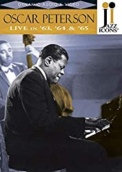 Jazz Icons: Oscar Peterson - Live in \'63, \'64 & \'65