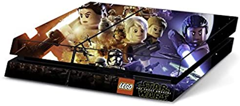 Lego Star Wars: The Force Awakens Game Skin for Sony Playstation 4 PS4 Console 100% Satisfaction Guarantee!