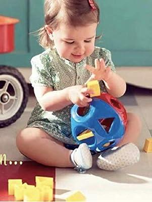 Dubblebla Tupperware Shape O Ball Toy