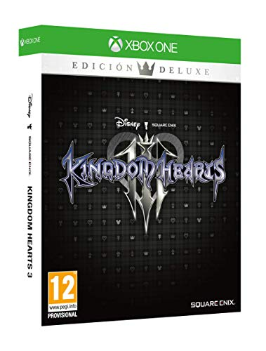 Kingdom Hearts III Deluxe Edition - Xbox One