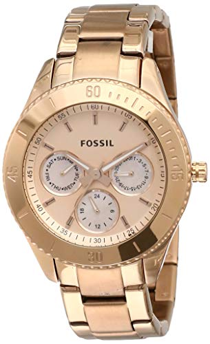 Fossil Analog Rose Women Watch ES2859