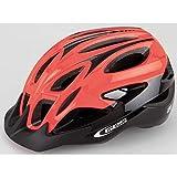 288083VAR - Casco Bicicleta REVO MTB Road Color Naranja/Negro Talla L/58-62
