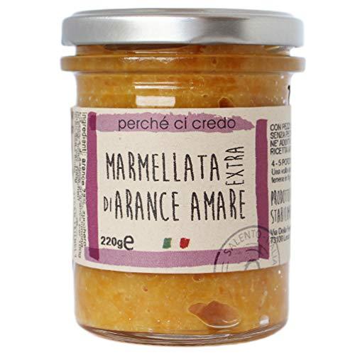 エクストラマーマレードオブビターオレンジ 至高のマーマレード イタリア産 220g 無添加 ペクチン不使用