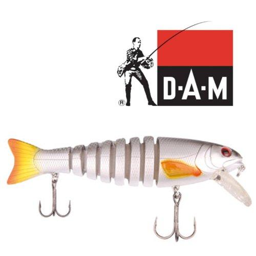 DAM Effzett Viper 135mm 25g Roach 5975004 Wobbler Swimbait
