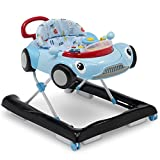Delta Children First Race 2-in-1 Walker, Blue
