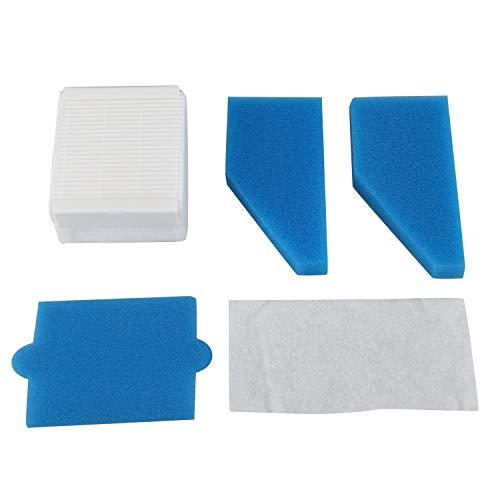 TOOGOO Filter Set geeignet Fuer Staubsauger Thomas Aqua+ Multi Clean X8 Parquet, Aqua+ Pet & Family, Perfect Air Animal Pure wie 787241, 787 241