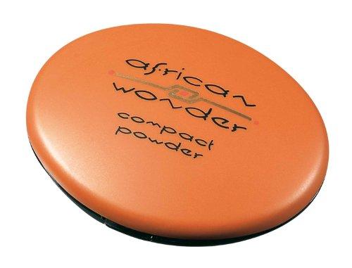 African Wonder Compact 15 g Dose mit Spiegel und Quaste