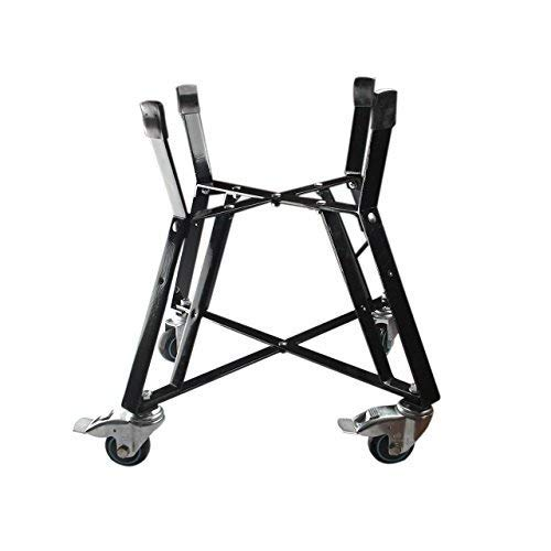Dracarys Rolling Cart for Big Green Egg Accessories Rolling Nest with Heavy...