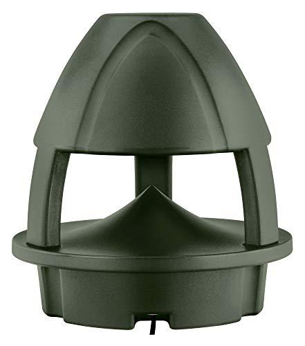 Pronomic HLS-560BT Bluetooth® GR 360° Gartenlautsprecher (2-Wege, Outdoor Lautsprecher, 5,25' Woofer, 1,2' Tweeter, UV-resistent, wasserdicht, 30 Watt RMS, 240 W Peak) grün