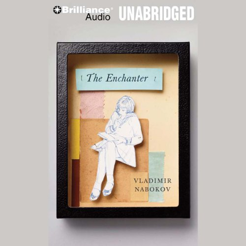 The Enchanter audiobook cover art