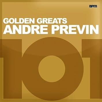 101 - Golden Greats (feat. David Rose Orchestra, Dinah Shore, Red Callender, Russ Freeman, Ella Fitzgerald)