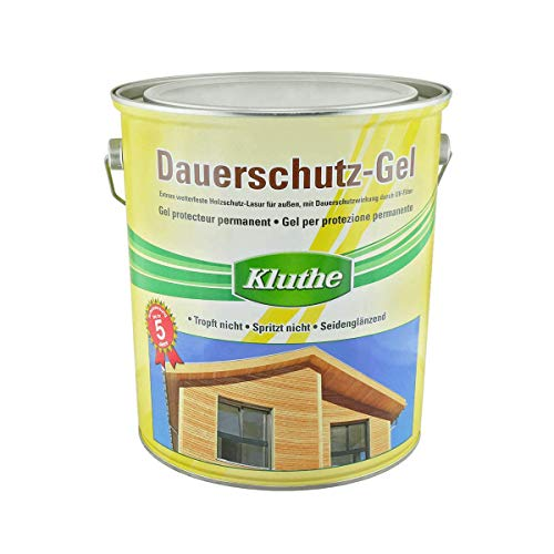 Kluthe Dauerschutz-Gel 5 Liter Kiefer Natur
