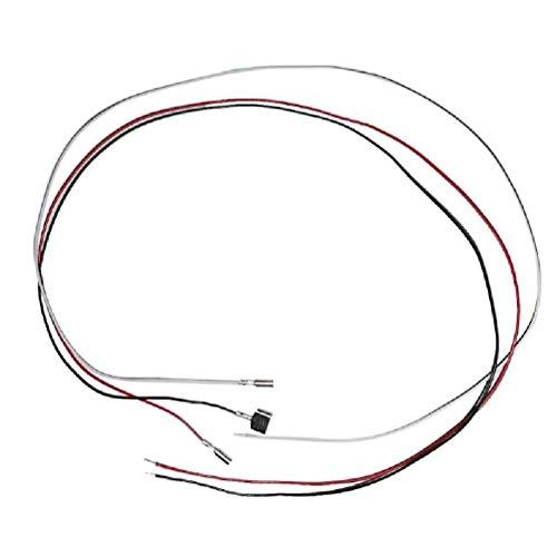 Sara-u 3/4PCS Cartucho Phono Cable Cables Cabecera Cables para Plato giratorio Phono...