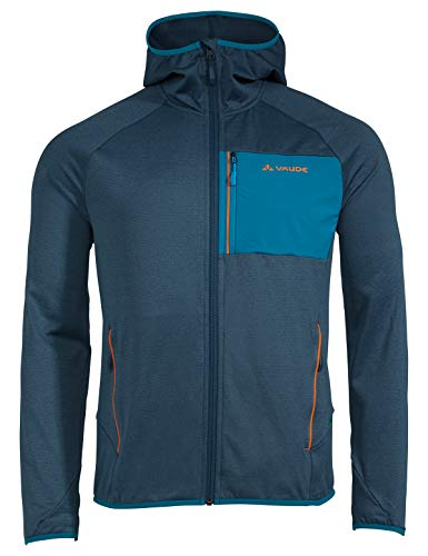 VAUDE Herren Jacke Men's Tekoa Fleece Jacket II, Baltic sea, XL, 42310