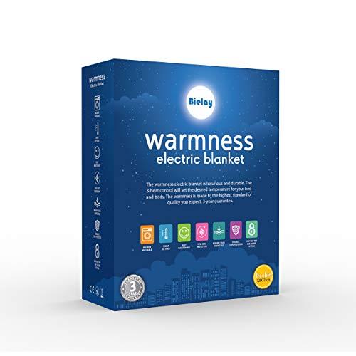 Bielay, Warmness, Electric Blank...