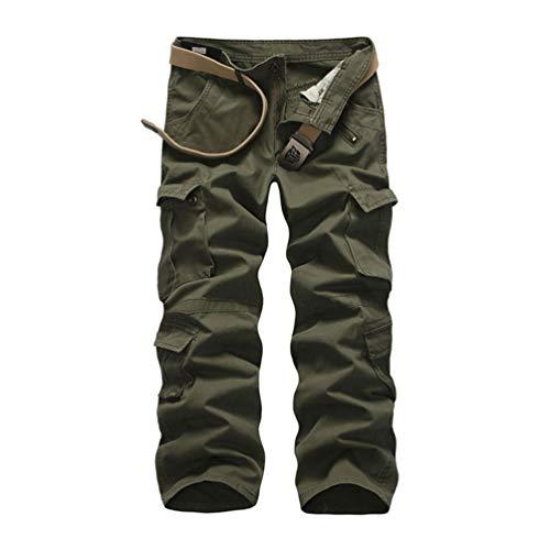 Herenbroek met ritssluiting, meerdere chique zakken, warmhoudbroek, werkbroek, casual, vechtbroek, wandelbroek, maat S