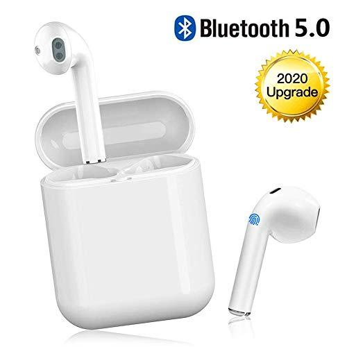 Auricolare Bluetooth wireless, Mini Cuffie sportive impermeabili wireless Cuffie wireless con...