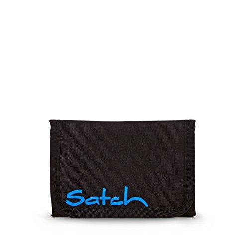 SATCH Bounce Münzbörse SAT-WAL-001-801, 13 cm, 1 L, Black