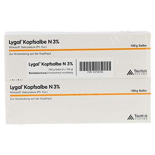 LYGAL Kopfsalbe N 200 g