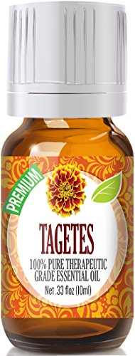 Tagetes Essential Oil - 100% Pure Therapeutic Grade Tagetes Oil - 10ml