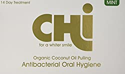 100% Organic Coconut Oil & Organic Peppermint Oil Natural and Preservative Free Each Kit Comes with 14 sachets for a two week course Benefits include teeth whitening, bacteria and cavity reduction Promotes Body Detoxification and aids in metabolism