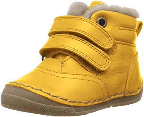 Froddo Kinder Klettstiefel Stiefel G2110078-7 gelb 772644