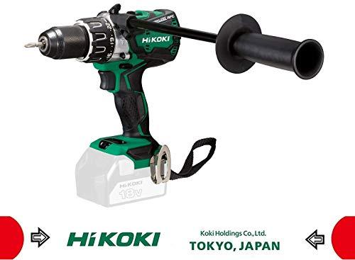 HIKOKI DV18DBL2W4Z DV18DBL2-Basic Schlagbohrschrauber ohne Akku/Ladegerät, 18 V, Basic