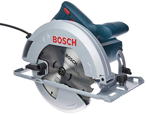 Serra Circular Bosch GKS 150 1500W 220V com 1 Disco de serra e Guia paralelo