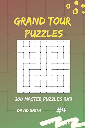 Grand Tour Puzzles - 200 Master Puzzles 9x9 vol.4