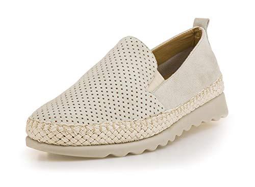 The FLEXX Cheers Zapato bajo Mujer Beige 38 EU