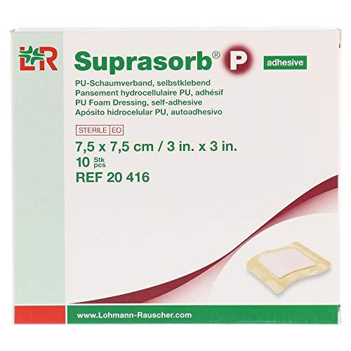 ACA Müller ADAG Pharma Suprasorb P Pu-Schaumv.selbstklebend, 74 g
