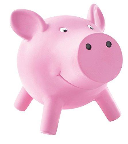 Bullyland 62100 - Spardose für Kinder, rosa Schwein, ein tolles Geschenk für Jungen und Mädchen, ideal zum Sparen und fürs Taschengeld