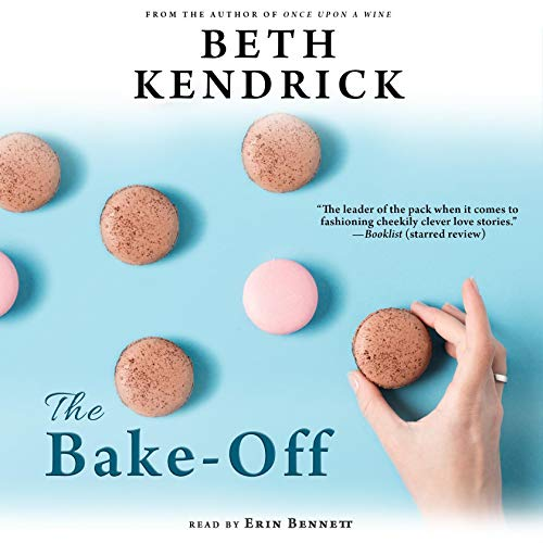 The Bake-Off audiobook cover art