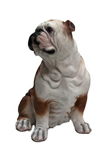 C&F USA Sitting Bullog Puppy Figurine GD1794 (22CMH)