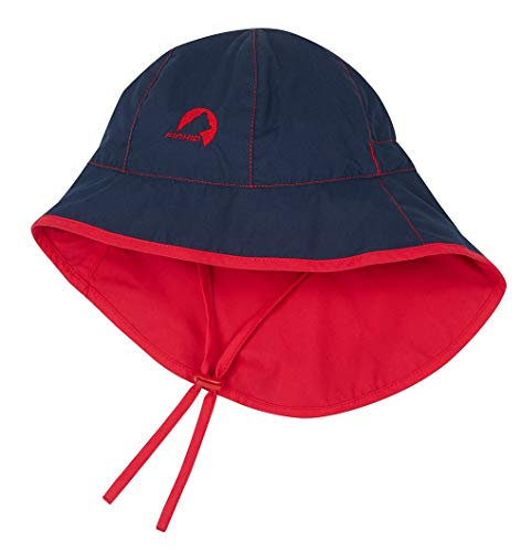 Finkid Jungen Kid's Ranta Sport Hut Rot/Blau 50