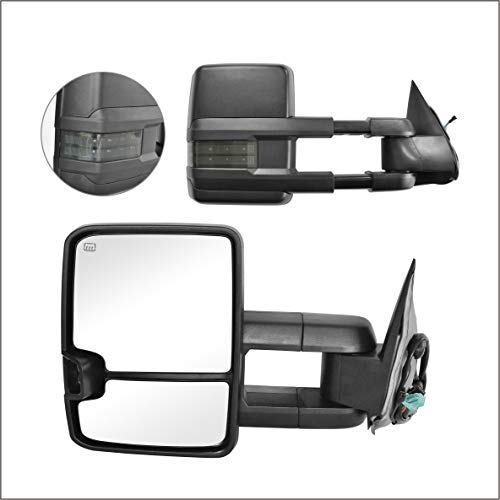 Mirror Glass Convex Chevrolet K5 Blazer 1988-1999 Left Passenger Side