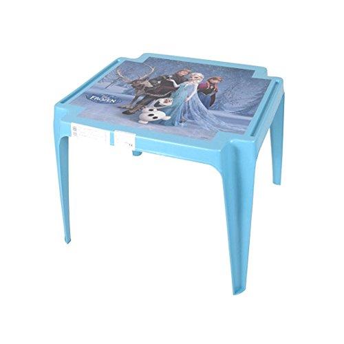 Ipae-Progarden Disney La Reine des neiges Tavolo empilable bébé Tables, Rouge, 55 x 50 x 44 cm