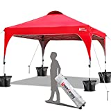 Best 10x10 Canopies - MasterCanopy Patio Pop Up Commercial Canopy 10x10 Beach Review
