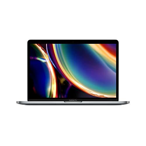 最新モデル Apple MacBook Pro (13インチPro, 16GB RAM, 512GB SSDストレージ, Magic Keyboard) - スペースグレイ