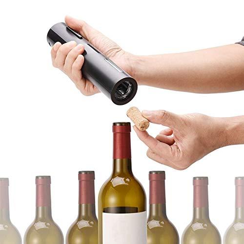 Sacacorchos Abrebotellas Eléctrico De Vino, Abridor Automático De Vino Tinto, Papel De Aluminio Para El Hogar, Sacacorchos Eléctrico De Cocina, Abridor De Vino