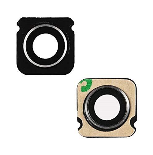 Genieforce Premium ✅ Cámara Lente Cristal con Anillo de Apertura Protectora para Sony Xperia Z5Premium Incluye termostato Integrado 3m Tiras Adhesivas
