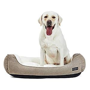 ANWA Washable Dog Bed Large Dogs, Dog Sleeping Bed, Comfortable Dog Bed Large Dogs