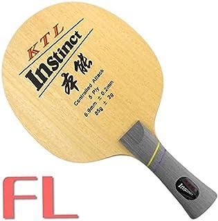 Table Tennis Rackets - KTL Instinct (L-1008, L1008, L 1008) shakehand table tennis/pingpong blade YUG