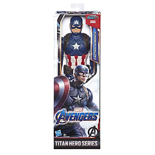 Avengers- Titan Hero Movie Cap, (Hasbro E3919ES0)
