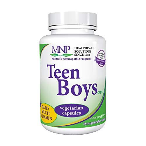 Michael's Naturopathic Programs Teen Boys Capsules - 120...