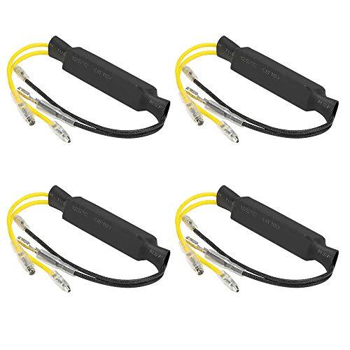 Led Blinker Widerstand 12 v 21 Watt Leistungswiderstand Motorrad Blinker Blinkerlicht, 4 Stück