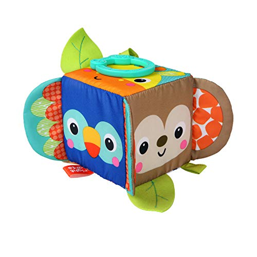 Bright Starts 11121 Jouet de Dentition- Buggie Bites Teether