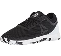 Reebok Men's CrossFit Nano 8 Training Shoes Black AlloyGum