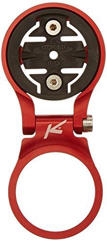 K-Edge houder Garmin Computer Mount MTB/AH verstelbaar K13-530, rood, 353003003